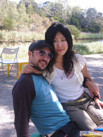 Scott and Tomoko::